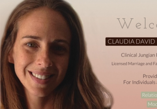 Claudia David – Therapist
