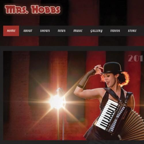 Mrs. Hobbs – Musician