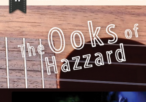 The Ooks of Hazzard – Band