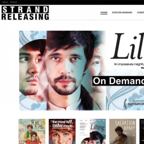 Strand Releasing – Film Releasing Company