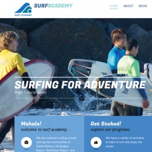 Surf Academy – Surf School